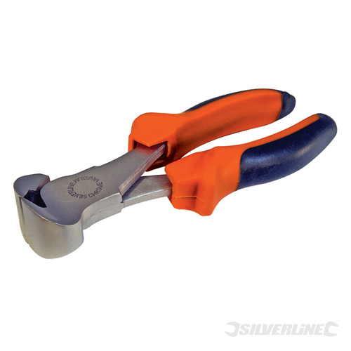 Expert End Cutting Pliers Silverline 150mm
