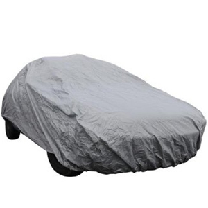 Car Cover (L) Silverline 4820 x 1190 x 1770m