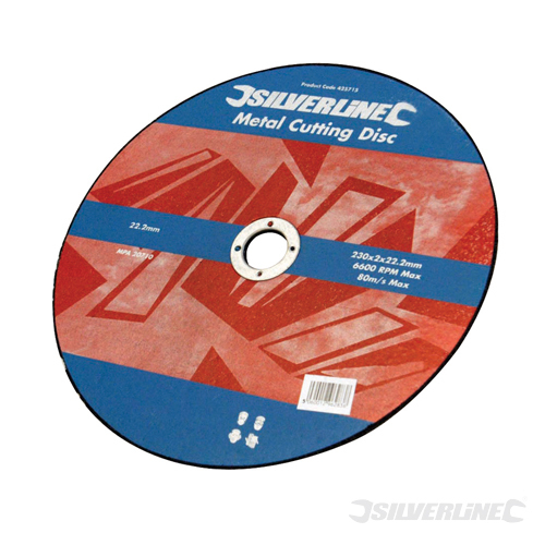 AlumOxide Bench Grinding Wheel Silverline 150 x 20mm Fine