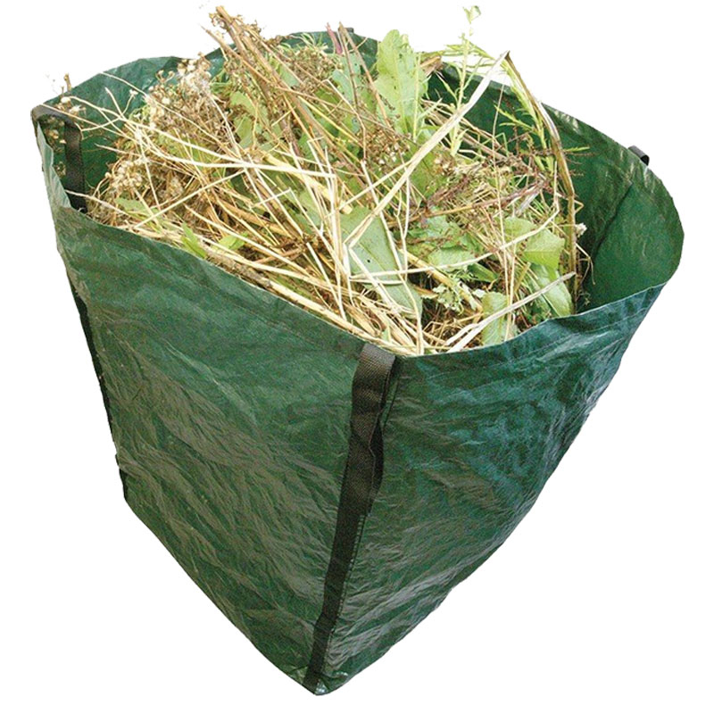 High Capacity Garden Sack Silverline 600 x 600 x 1000mm