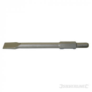 Hex Chisel 29mm Silverline 40 x 380mm