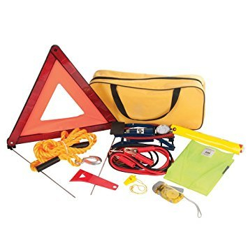 Car Emergency Kit 9pce Silverline 9pce
