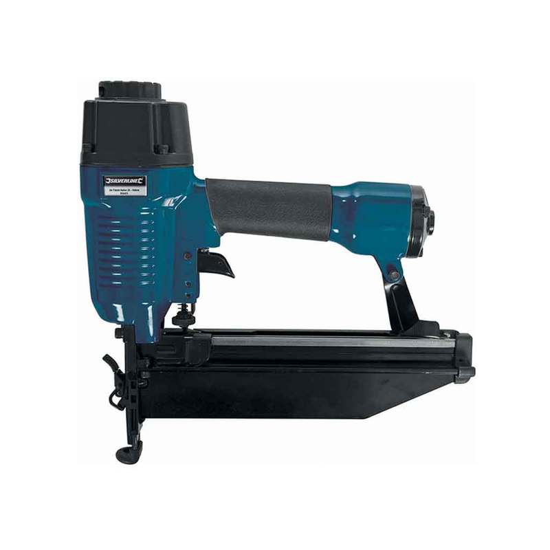 Air Finishing Nailer 64mm Silverline 16 Gauge