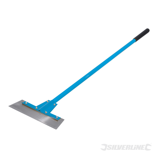 Floor Scraper / 1450mm Handle Silverline 300mm Wide