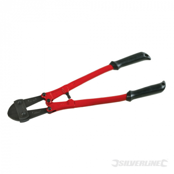 Bolt Cutters Silverline Length 450mm - Jaw