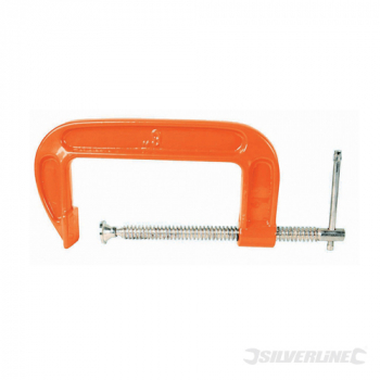G-Clamp Silverline 50mm