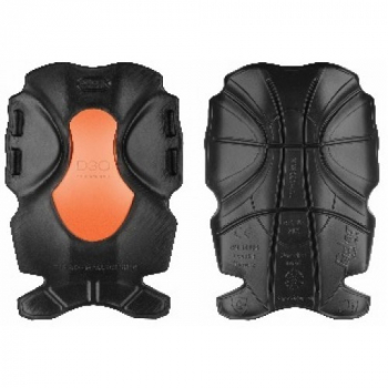 SNICKERS 9191 XTR D30 KNEEPADS 0455 BLACK/ORANGE ONE SIZE