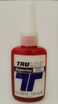 SUPERLOC 395 SCREW LOCK 50ML (EQUIV LOCTITE 222)