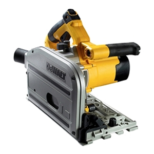 DWS520KT Plunge Saw 110v c/w 2xGuide Rail +Joining Kit +Bag