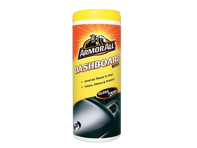 Dashboard Wipes Gloss Tub of 30