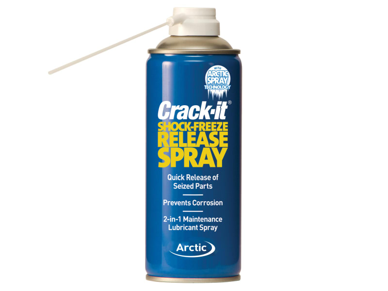 Arctic Crack-It Shock Freeze Release Spray 400ml