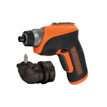 CS3652LC Cordless Screwdriver & Right Angle Attachment 3.6V