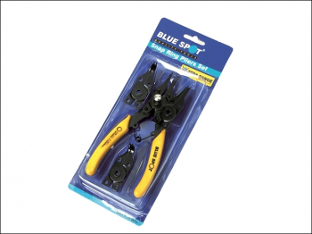 4-in-1 Circlip Pliers