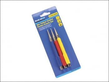 Centre Punch Set, 3 Piece