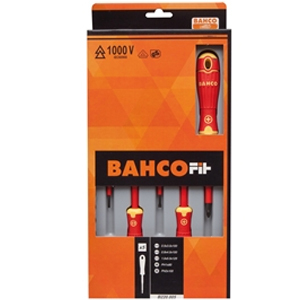 BAHCOFIT Insulated Scewdriver Set, 5 Piece