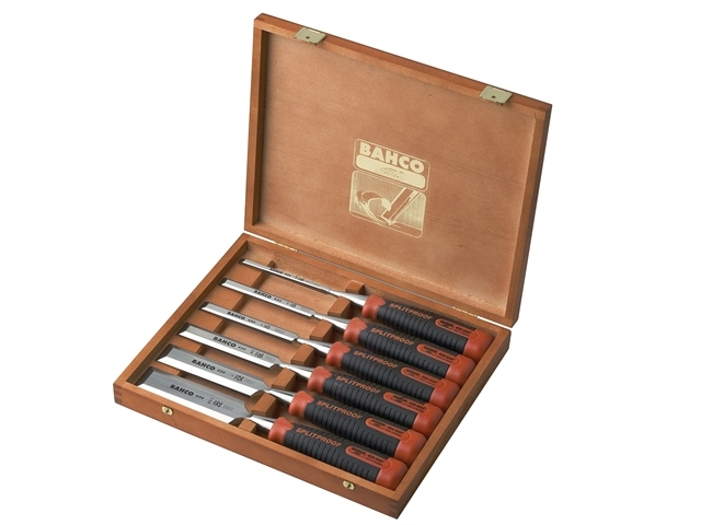 434 Bevel Edge Chisel Set of 6