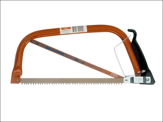 9-12-51/3806-KP Bowsaw & Extra Hacksaw Blade 300mm (12in)