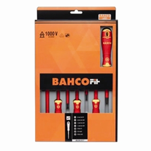 BAHCOFIT Screwdriver Set, 7 Piece