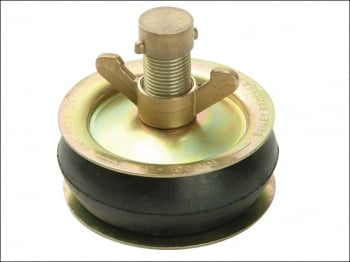 2565 Drain Test Plug 200mm (8in) - Brass Cap