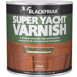 Super Yacht Varnish 500ml