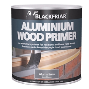 Wood Primer Aluminium 500ml