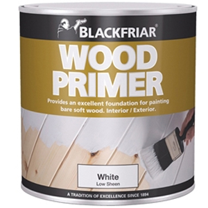 Wood Primer White 500ml