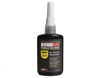 B603 Oil Tolerant Retaining Compound 50ml