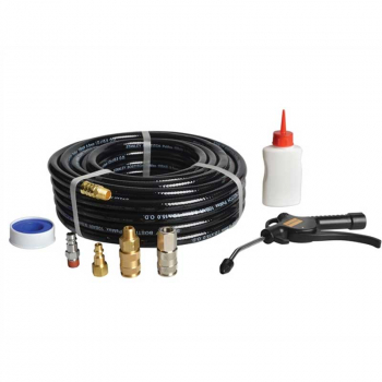 CPACK15 15m Hose with Connectors & Oil