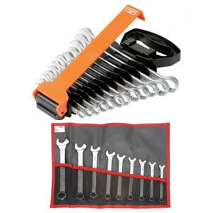 Combination Spanner Set, 12 Piece