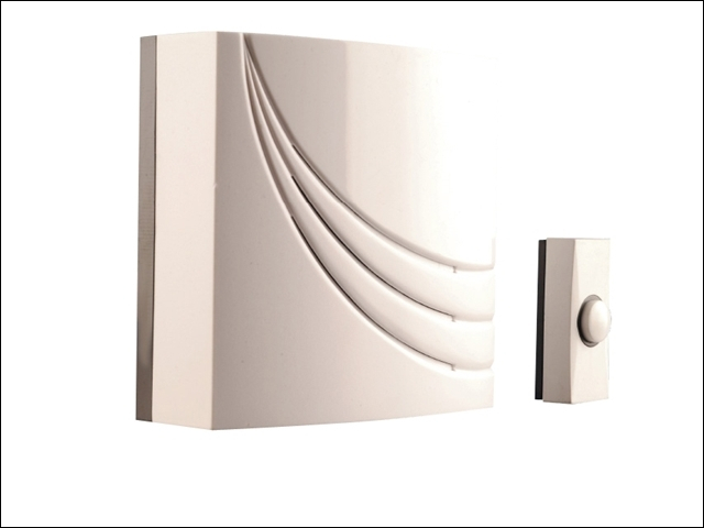 761 Wired Wall Mounted Electro nic Doorbell with 8 Melodies