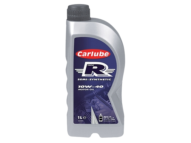 Triple R 10W-40 Semi-Synthetic Engine Oil 1 Litre