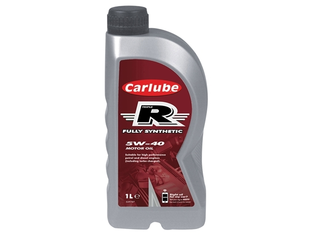 Triple R 5W-40 Fully Synthetic Oil 1 Litre