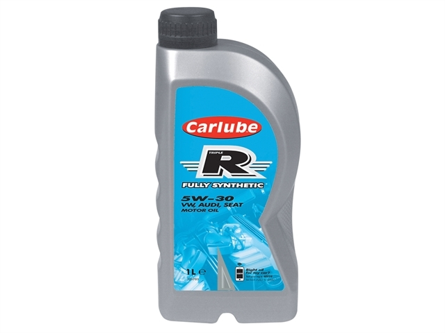 Triple R 5W-30 Fully Synthetic VW Oil 1 Litre