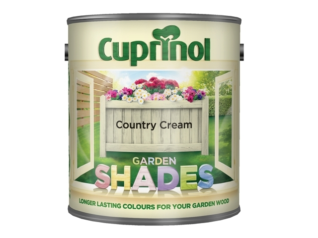 Garden Shades Country Cream 1 Litre