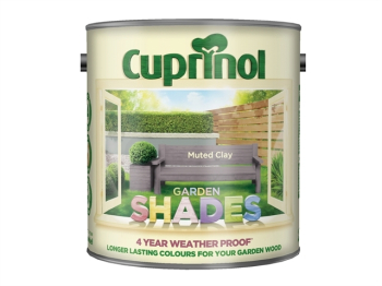 Garden Shades Muted Clay 2.5 litre