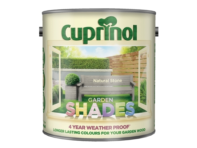 Garden Shades Natural Stone 2.5 Litre