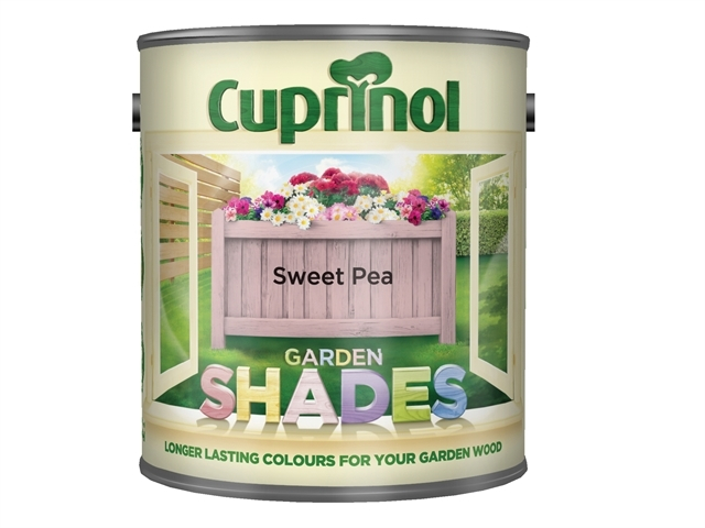 Garden Shades Sweat Pea 1 Litre