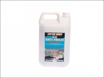 Concentrated Antifreeze - Blue 4.5 litre