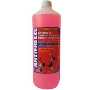 Concentrated Red Antifreeze O.A.T. 1 Litre