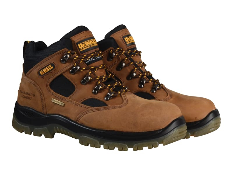 Challenger 3 Sympatex Brown Boots UK 12 Euro 47