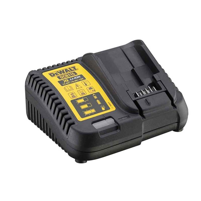DCB115 XR Multi-Voltage Charger 10.8-18V Li-Ion