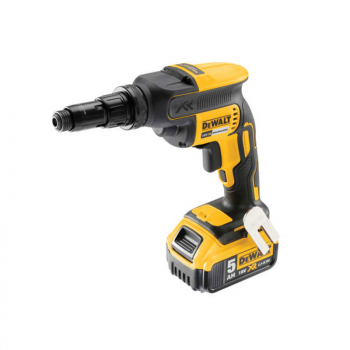 DCF622P2 XR Brushless Self-Dri lling Screwdriver 18V 2 x 5.0A