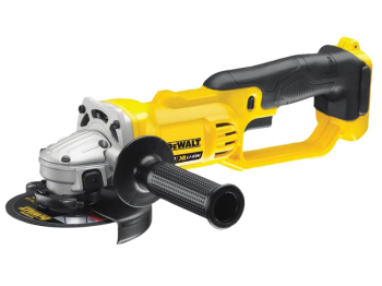 DCG412N Premium XR Angle Grinder 125mm 18V Bare Unit