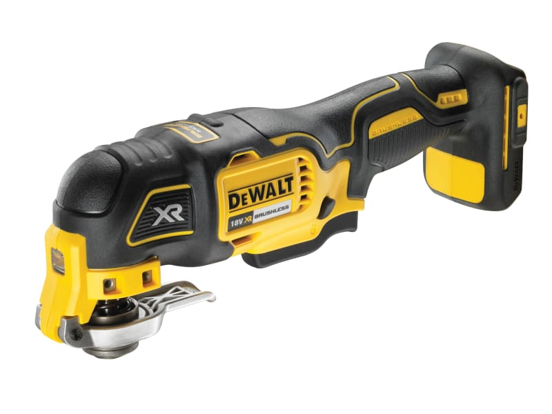 DCS355N XR Brushless Oscillati ng Multi-Tool 18V Bare Unit