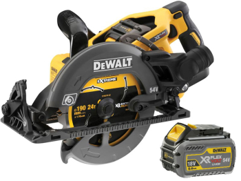 DCS577T2 FlexVolt XR High Torq ue Circular Saw 18/54V 2 x 6.0