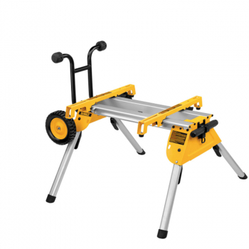 DE7400-XJ Heavy-Duty Rolling Table Saw Stand