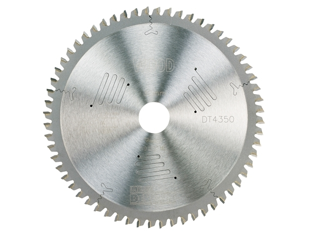 Series 60 Circular Saw Blade 216 x 30mm x 60T ATB/Neg