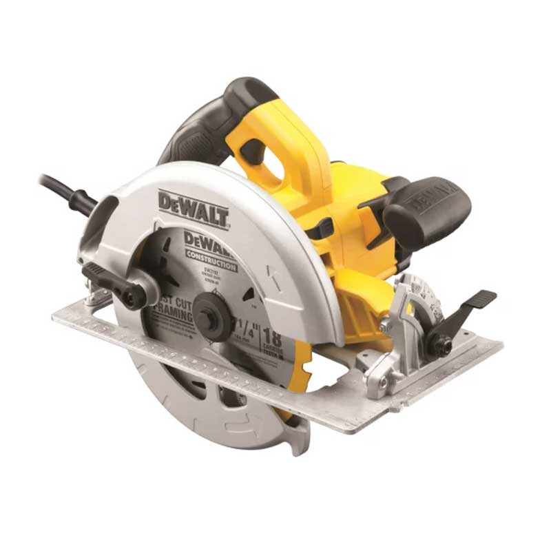 DWE575KL Precision Circular Saw & Kitbox 190mm 1600W 110V