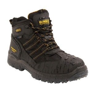 Nickel S3 Safety Black Boots UK 9 Euro 43