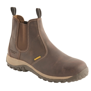 Radial Safety Brown Boots UK 8 Euro 42